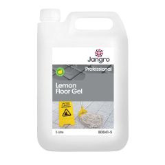 Jangro Lemon Floor Gel 5ltr