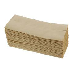 Jangro Kraft 1ply Hand Towels