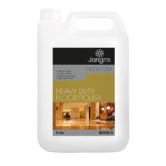 Jangro Premium Heavy Duty Floor Polish 5ltr