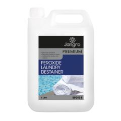 Jangro Premium Peroxide Laundry Destainer 5ltr