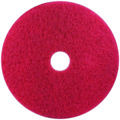 Jangro Red Polishing Floor Pad 18""