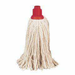 Jangro Red Socket Mop Head PY16 300g