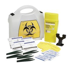 Jangro Sharps Disposal Kit