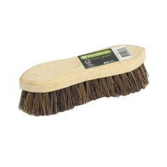 """Jangro Stiff Bassine Hand Scrub Brush 9"""""""