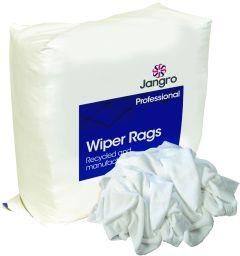 Jangro Wipers/Rags Pink Label 10kg