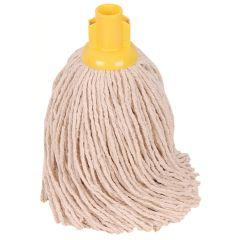 Jangro Yellow Socket Mop Head PY14 240g