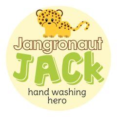 Jangronaughts Jack Pupil Sticker