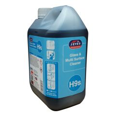 JEYES H9 Glass & Multi Surface Cleaner 2 Ltr