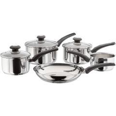 Judge Essentials Stainless Steel 5 Piece Pan Set