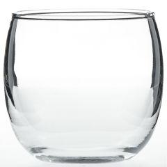 """Roly Poly Glass Votive 2.5"""" (24)"""