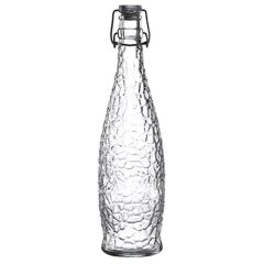 Clear Clip Lid Glacier Bottle 1ltr (6)