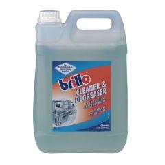 Brillo Cleaner & Degreaser 5ltr