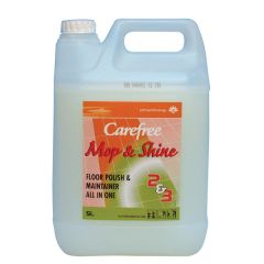 Carefree Mop & Shine 5ltr