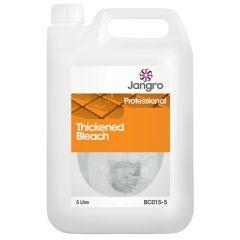 Jangro Thickened Bleach 5ltr