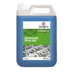 Jangro Glasswash Rinse Aid 5ltr
