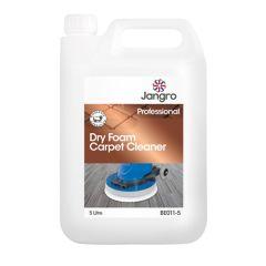Jangro Dry Foam Carpet Cleaner 5ltr