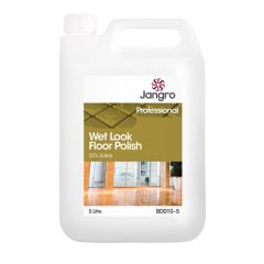 Jangro Wet Look Floor Polish 5ltr