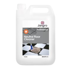 Jangro Neutral Floor Cleaner 5ltr