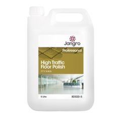 Jangro High Traffic Floor Polish 5ltr
