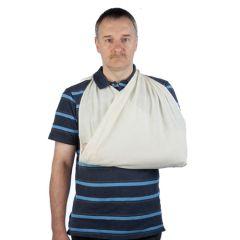 Non-Woven Triangle Bandage. (1)