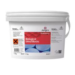 Jangro Biological Blue Urinal Blocks 1.1kg