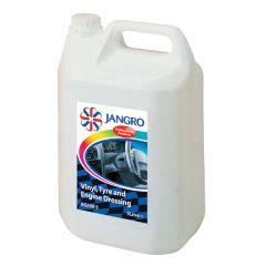 Jangro Vinyl, Tyre & Engine Dressing 5ltr