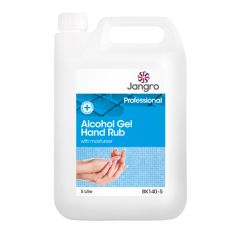 Jangro Alcohol Gel Hand Rub 5 Litre