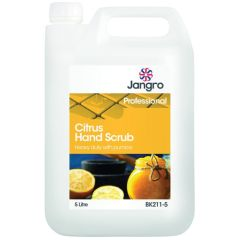 Jangro Lemon Hand Gel 5ltr