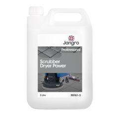 Jangro Scrubber Dryer Solution Power 5ltr