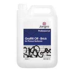 Jangro Graffiti Off Brick Remover 5ltr