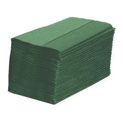 Jangro Green S-Fold Hand Towel 1ply