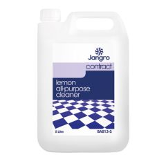 Jangro Contract Lemon All Purpose Cleaner 5ltr