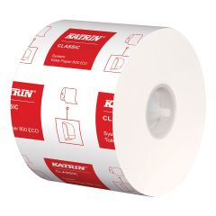 Katrin Classic Eco System Toilet Rolls 800 Sheets 2ply (36 rolls)