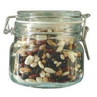 Kilner Glass Storage Jar, 0.5ltr.