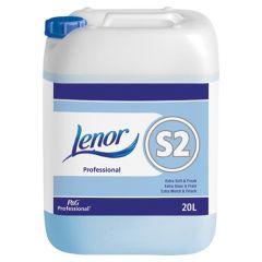 Lenor Soft & Fresh Fabric Conditioner S2 20ltr