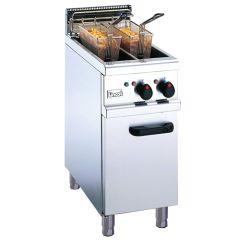 Lincat Opus Freestanding Twin Electric Fryer OE7105.