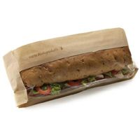 Natural Baguette Bags (1000)