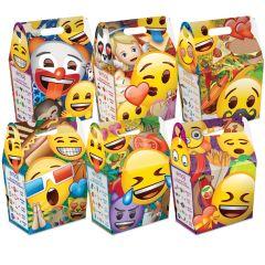 Licensed Emoji Meal Food Box Kit Inc. Toy  (100)