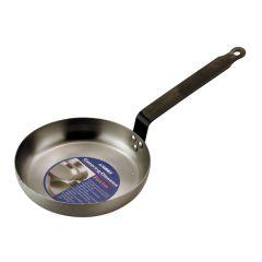 Black Iron Omelette Pan, 254mm.
