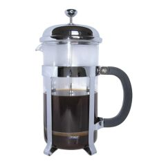 Chrome Cafetiere 8 Cup