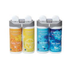 Microburst Duet Clean Sense & Cool Breeze Refills