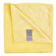 Microtex Yellow Cleaning Cloths