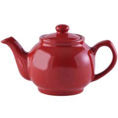 Price & Kensington Red 2 Cup Teapot (3)