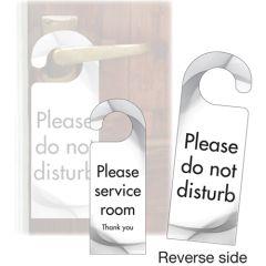 Do Not Disturb Bedroom Door Sign. (10)