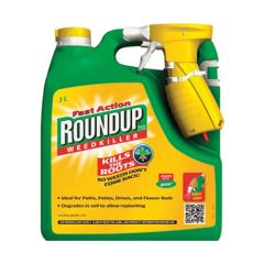 Roundup Fast Action Weedkiller 3ltr.