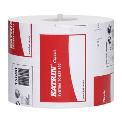 Katrin Classic System Toilet Rolls 800 Sheets 2ply