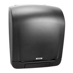 Katrin Black System Paper Towel Roll Dispenser