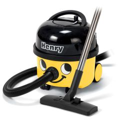 Henry Yellow Numatic Vacuum Cleaner 400/620W.