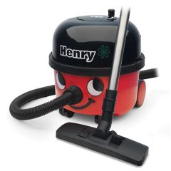 Henry Red Numatic Vacuum Cleaner 400/620W.