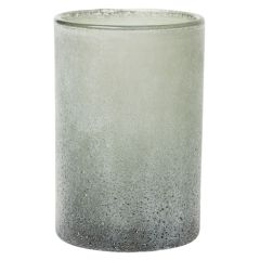 Ice Nearly Black Candle Holder (4)